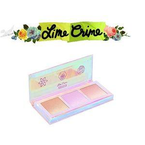 Lime Crime Hi-Lite Blossom Palette